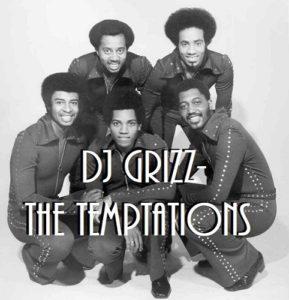 DJ Grizz - The Temptations (Mixtape)