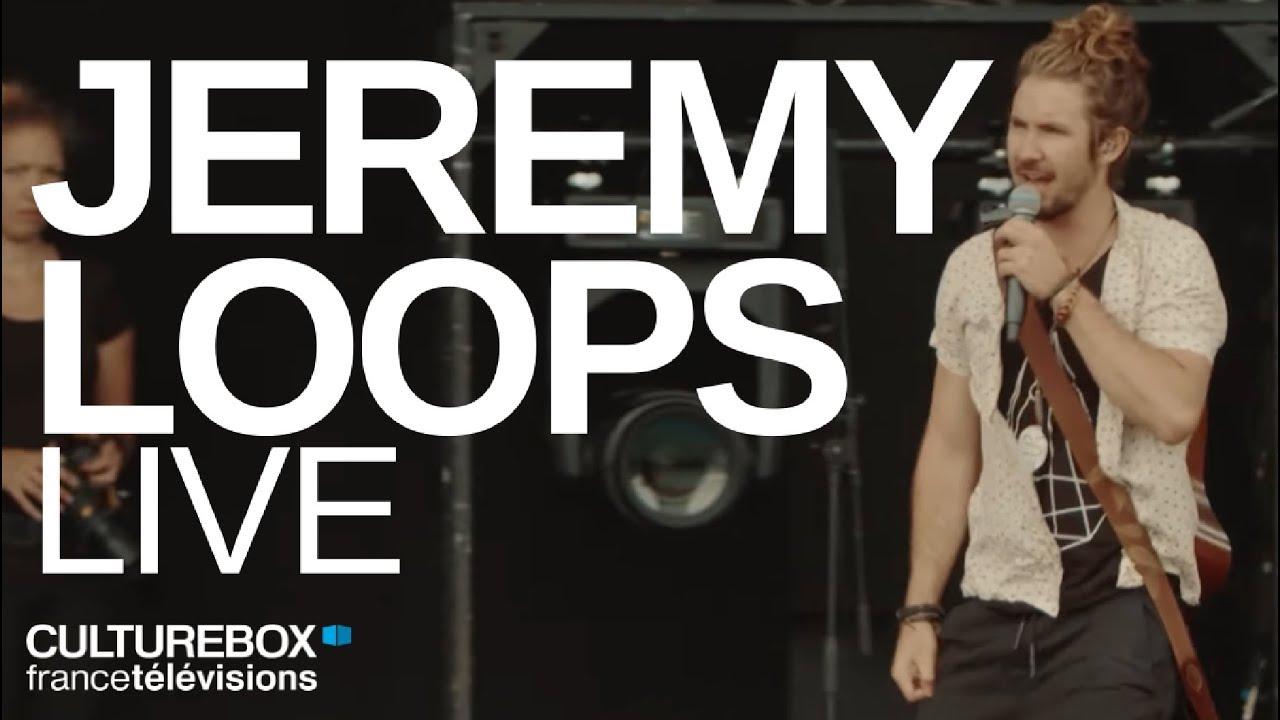 Jeremy Loops - Live @ festival Lollapalooza Paris 2017 (full concert Video)