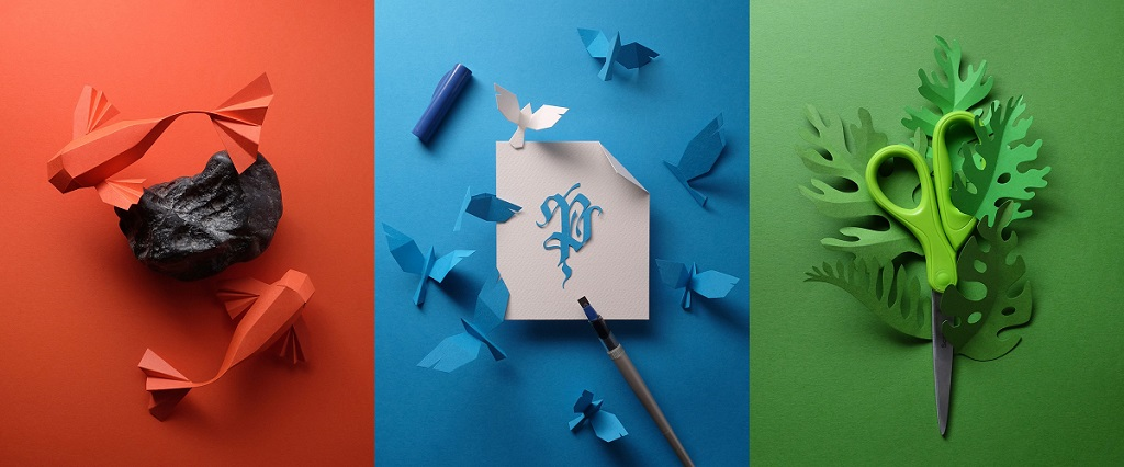 Instagram-Tipp: die #papercutting Promi-Porträts von John Ed De Vera