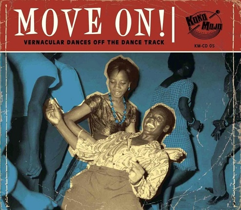 Move on! - Vernacular Dances Off The Dance Track (Compilation)