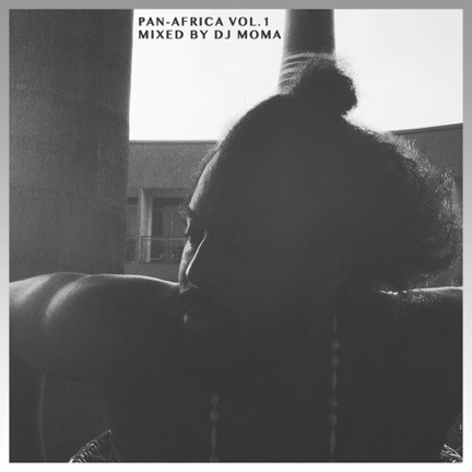 PAN-AFRICA VOL 1 mixed by DJ MOMA// free download