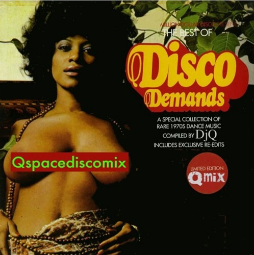 Qspacediscomix