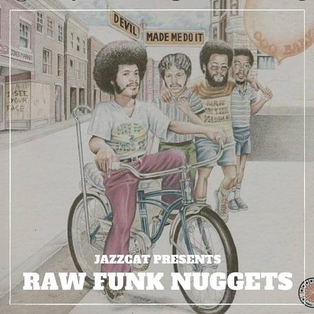 Jazzcat presents RAW FUNK NUGGETS (Podcast)