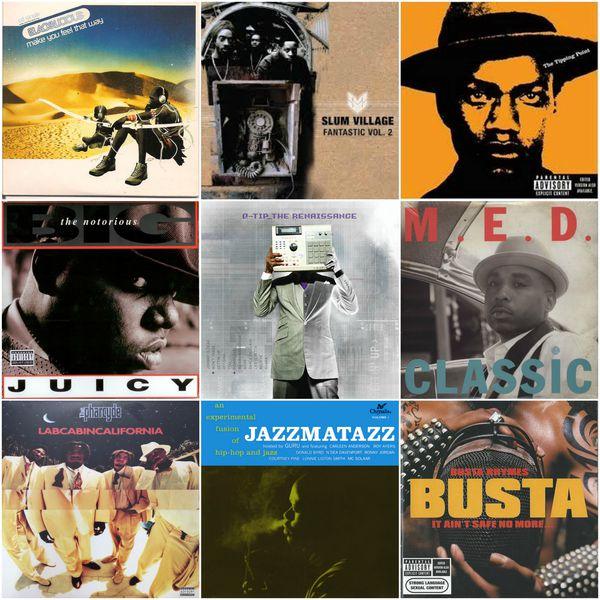 Soulful Hip Hop Vol. 2: Slum Village, Jurassic 5, Blackalicious, 2Pac, Janet Jackson, Busta Rhymes ...