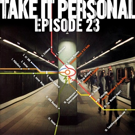 Take It Personal (Ep 23: The Weather Report with Evidence) Podcast