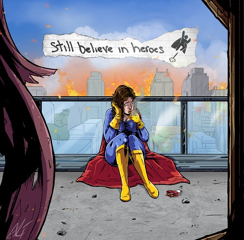 Videopremiere: Token - Still Believe in Heroes