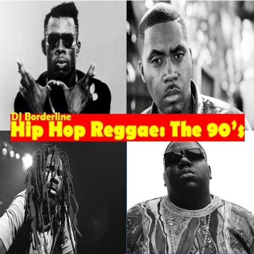 Hip Hop Reggae The 90's // free mixtape