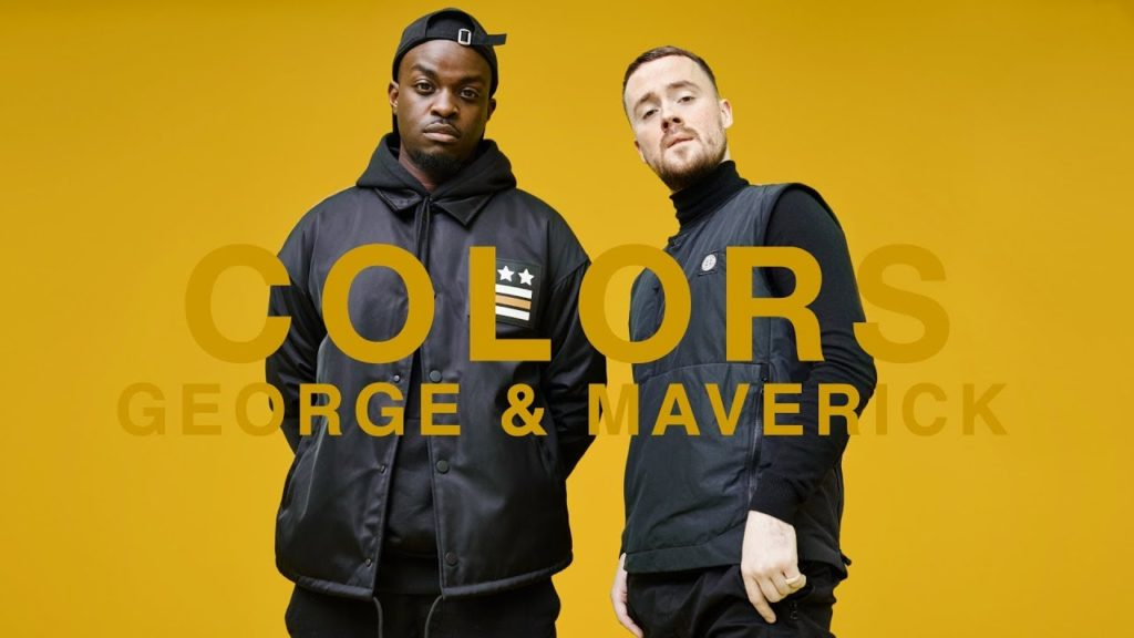 A COLORS SHOW: George The Poet & Maverick Sabre - Follow The Leader (Video)
