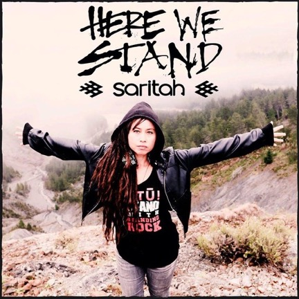 Saritah - Here We Stand [official Video]