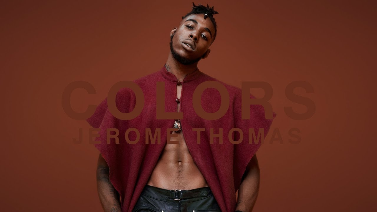 A COLORS SHOW: Jerome Thomas - 1989 (prod. by Warren Xclnce) [Video]