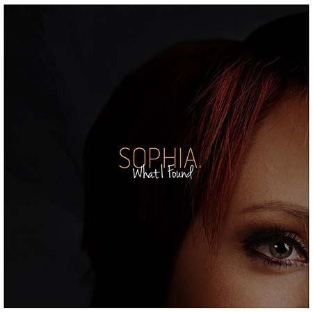 """SOPHIA. veröffentlicht ihr Debütalbum """"What I found"""" // full Album stream"""