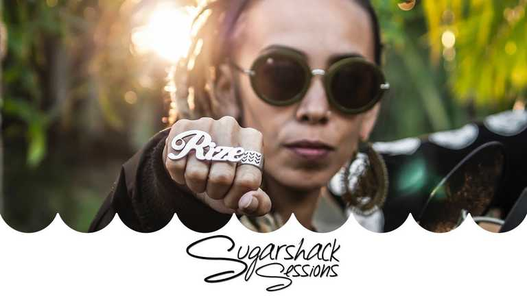 Sugarshack Sessions   Nattali Rize - Warriors (Live Acoustic)   Video