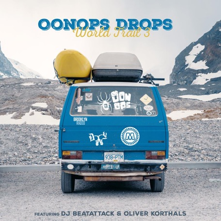 Oonops Drops – World Trail 3 – free podcast