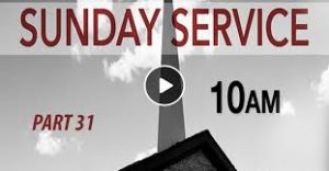 DJ Flexman presents: SUNDAY SERVICE Part 31 (GOSPEL-Mixtape)