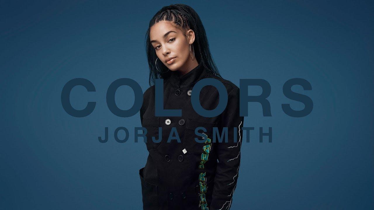 A COLORS SHOW: Jorja Smith - Blue Lights (Video)