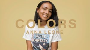 A COLORS SHOW: Anna Leone - Wandered Away (Video)