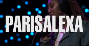 Parisalexa - Full Performance  (Live on KEXP) [full concert Video]