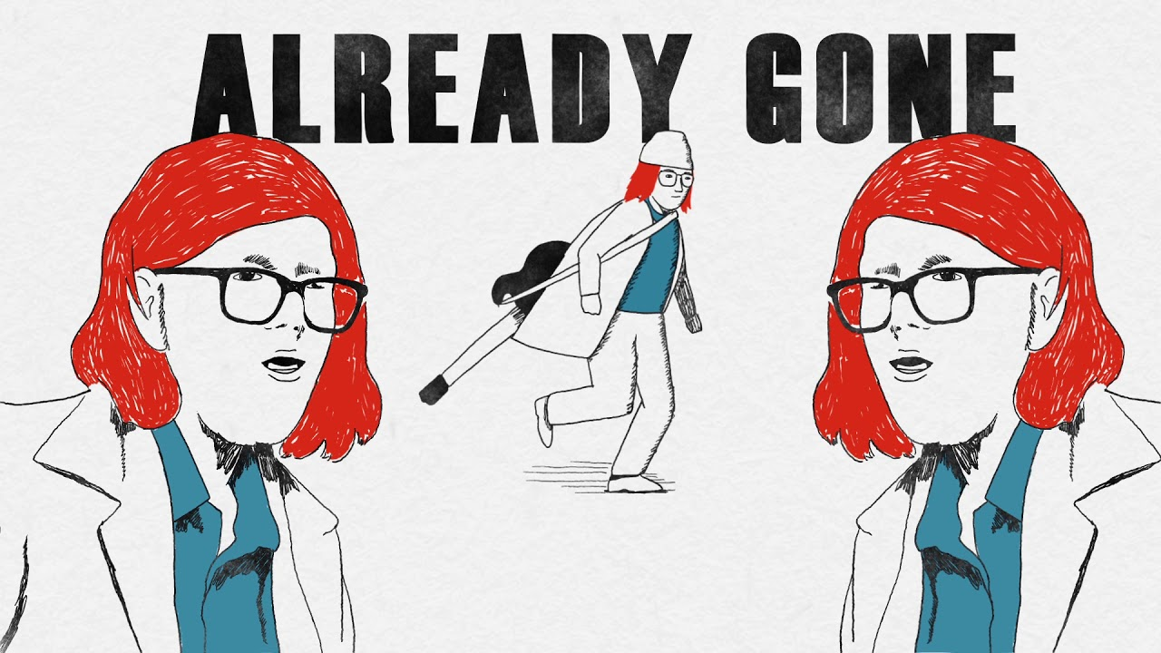 Brett Dennen - Already Gone (Lyric-Video)