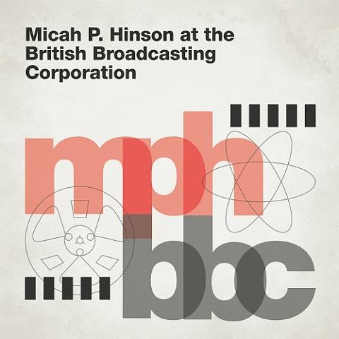 Micah P. Hinson at the British Broadcasting Corporation