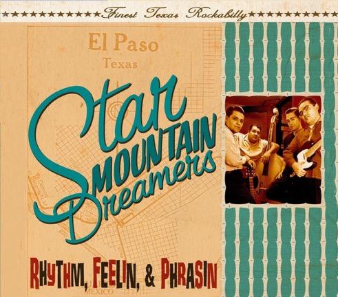 STAR MOUNTAIN DREAMERS - Rhythm, Feelin & Phrasin (Reissue) // full album stream
