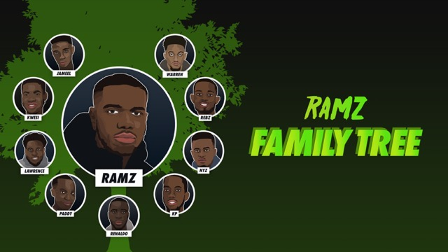 Ramz - Family Tree [Music Video]