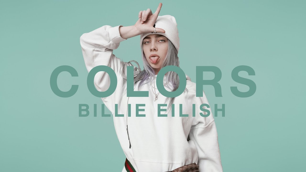 A COLORS SHOW: Billie Eilish - idontwannabeyouanymore (Video)