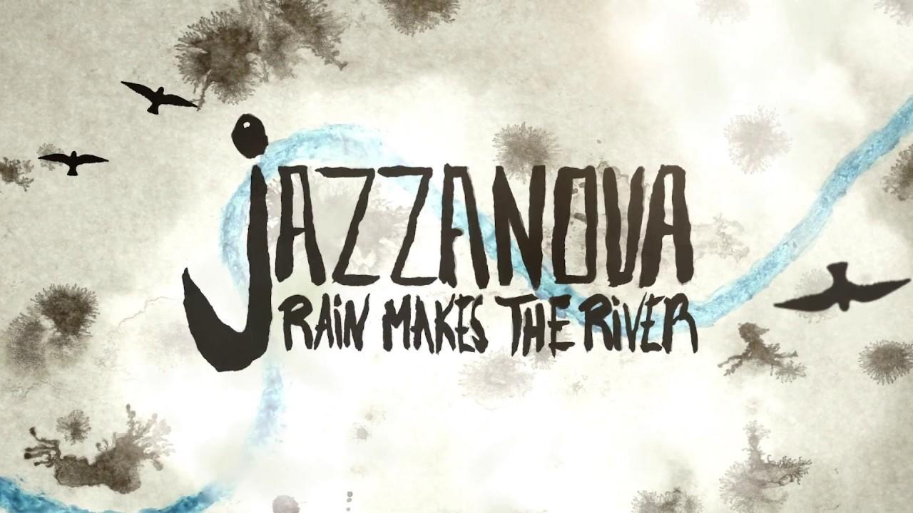 Jazzanova - Rain Makes The River feat. Rachel Sermanni (animated Video) // + Tourdaten