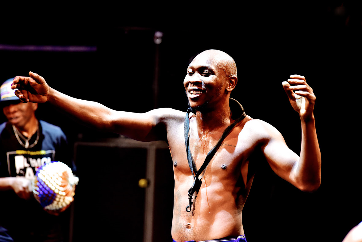 Seun Kuti & Egypt 80 sind ab Ende April auf Tour! Pünktlich dazu ist hier das Live-Video THEORY OF GOAT AND YAM!