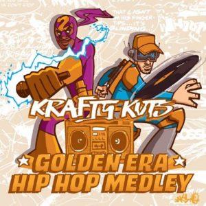 Golden Era HipHop Medley von Krafty Kuts |free DJ-Mix
