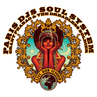 Paris DJs Soul System - Live Dub Session 2018 (full stream + free MP3 Podcast)