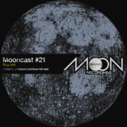 Mooncast #21 mixed by Blue Hill