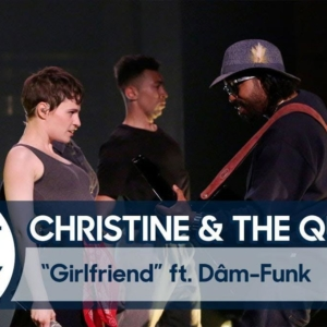 Christine and the Queens feat. Dâm-Funk: Girlfriend - LIVE at  The Tonight Show starring Jimmy Fallon (Video)