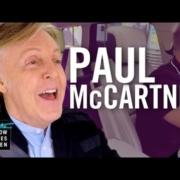Paul McCartney #CarpoolKaraoke (Video)
