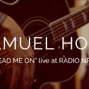 Samuel Hope: Live-Session Video zu 'Lead Me On' ++ Auftritt beim Bochum Total-Festival am 21.07.18 ++ Tourdaten Other Man Tour 2018
