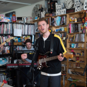 TIPP: Tom Misch - Tiny Desk Concert (Video) #npr #tinydesk