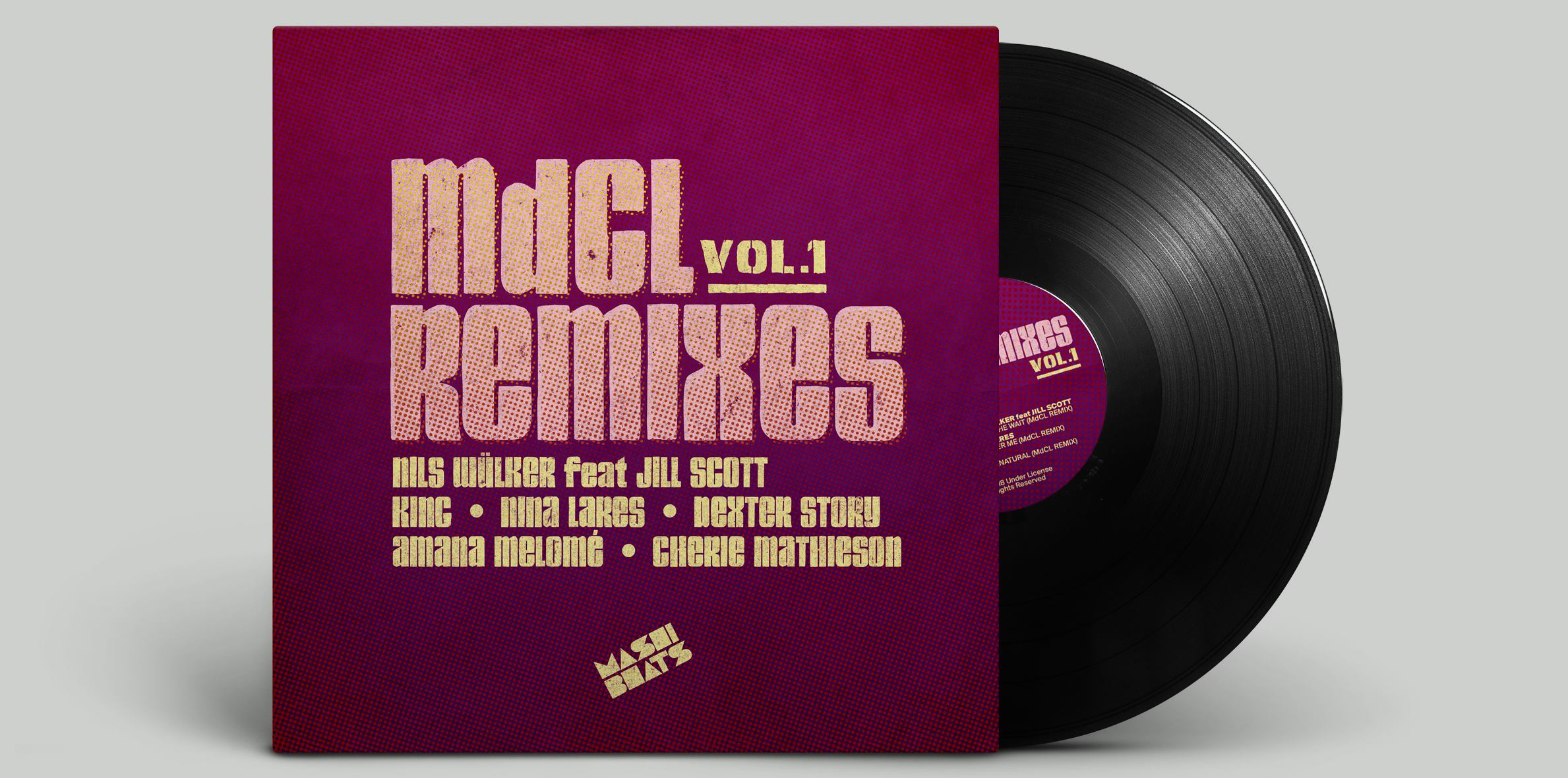 MdCL Remixes Vol.1 Promo Mix by Mark de Clive-Lowe