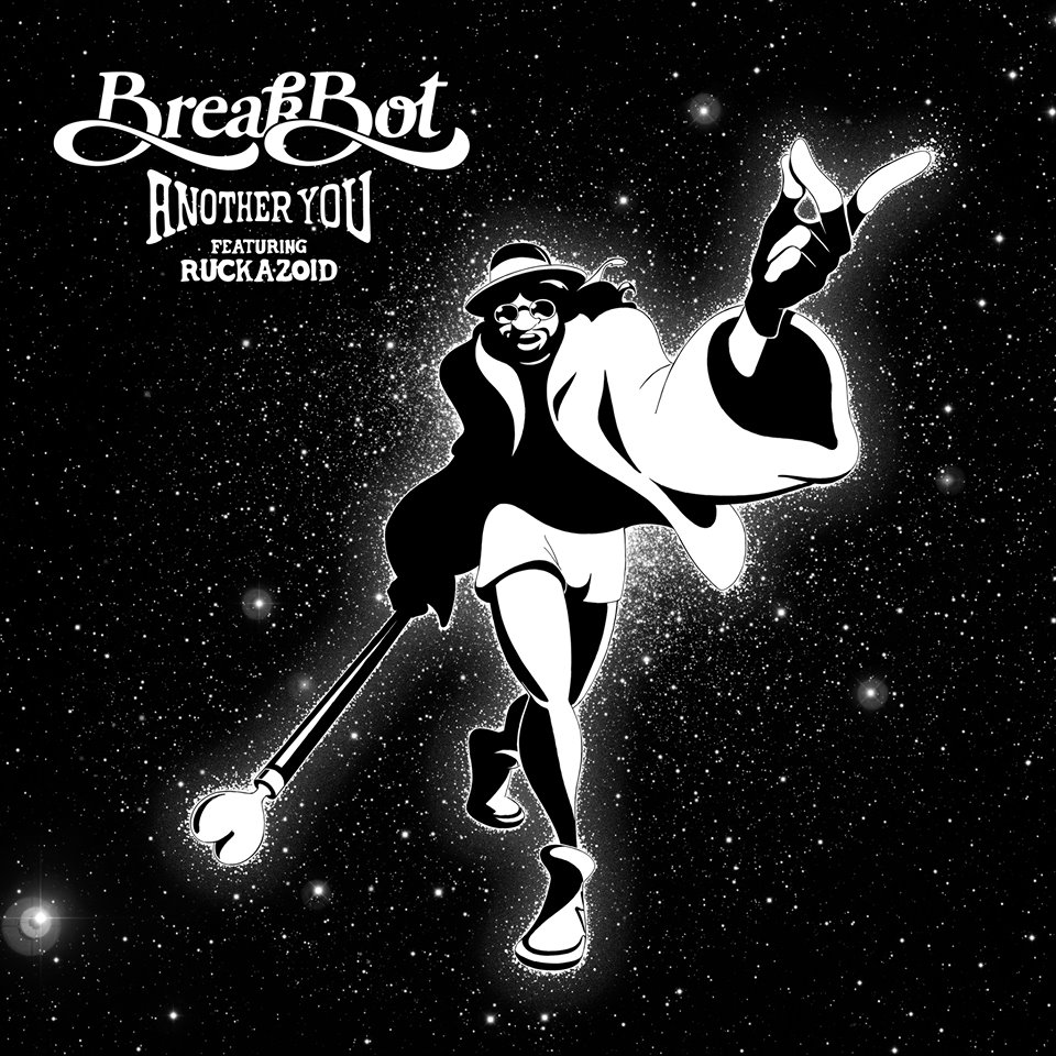 Videopremiere: Breakbot - Another You (feat. Ruckazoid) [animated video) #AnotherYou