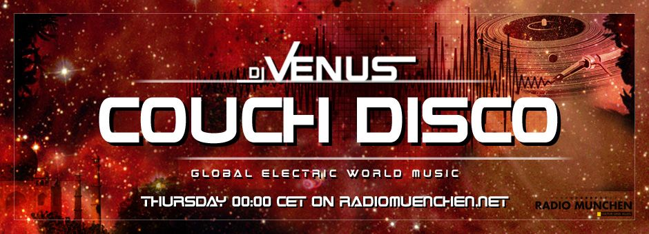 Couch Disco 021 by Dj Venus (Podcast)