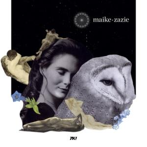 Maike Zazie - FRAGMENTE nie geschriebener Briefe | Video + full Album stream