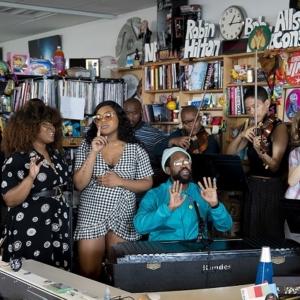 PJ Morton: Tiny Desk Concert (Video) #npr #tinydesk