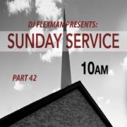 DJ Flexman presents: SUNDAY SERVICE Part 42 (GOSPEL-Mixtape)