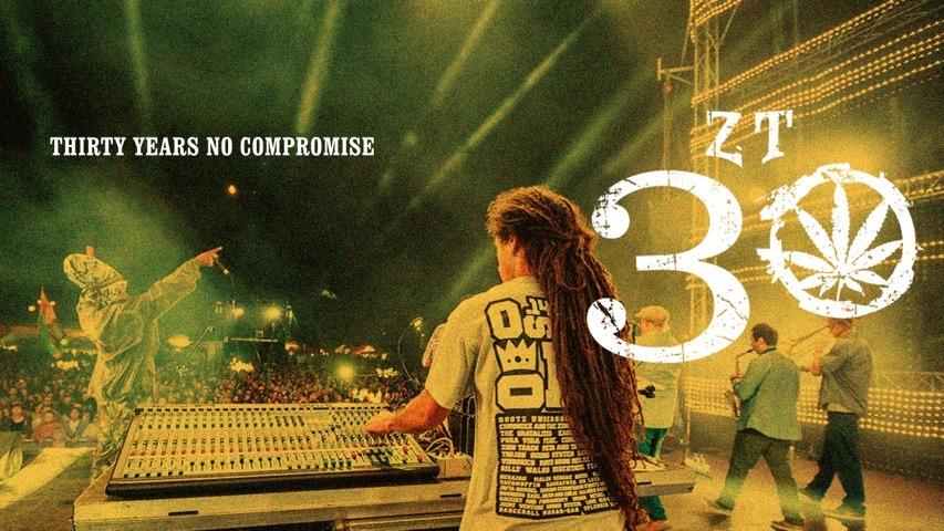 Radikal Guru - 30 Years of Zion Train Mixtape - #ZT30