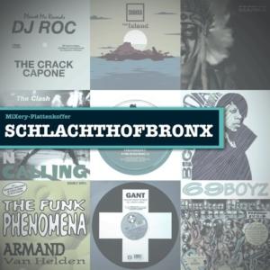 Plattenkoffer: Schlachthofbronx (Podcast)