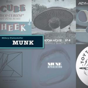 Plattenkoffer: Munk(Podcast)