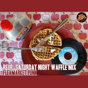 Saturday Night Waffle Mix