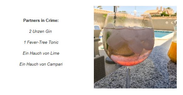 Magnetic Thursdays: Fred Well präsentiert das Lyric-Video zu 'Partners in Crime' 😸😼🙀 zusammen mit einem Cocktail-Rezept 🍸🍸🍸 | #magneticthursdays #PartnersInCrime