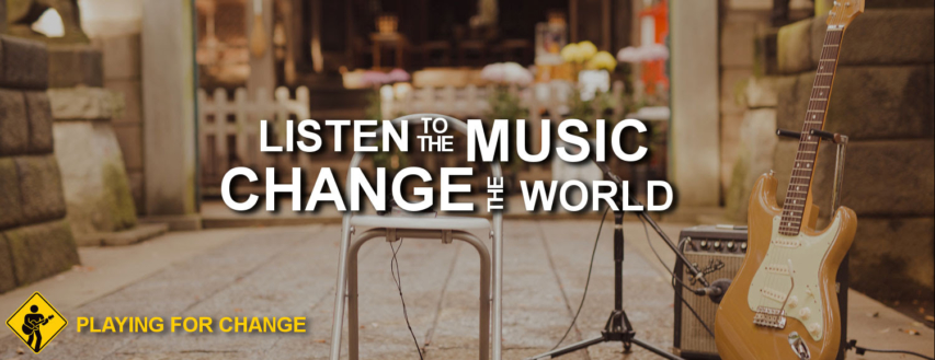 Videopremiere: Playing For Change   Song Around The World  Rasta Children feat. Nattali Rize