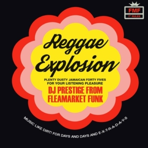 Reggae Explosion: Plenty Dusty Reggae Forty Fives- free mixtape