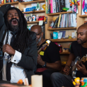 Rev. Sekou and The Seal Breakers: Tiny Desk Concert  (Video) #npr #tinydesk