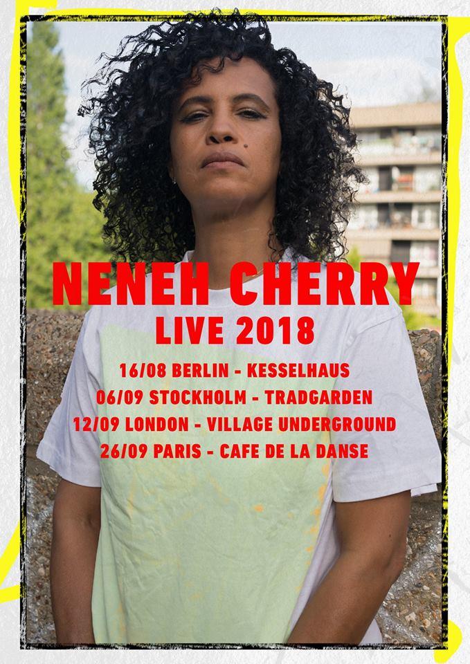 Videotipp: Neneh Cherry meldet sich mit 'Kong' - produziert von Massive Attack's 3D und Four Tet - zurück!